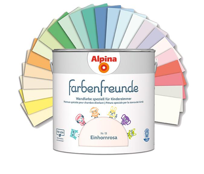 Farbe Furs Babyzimmer