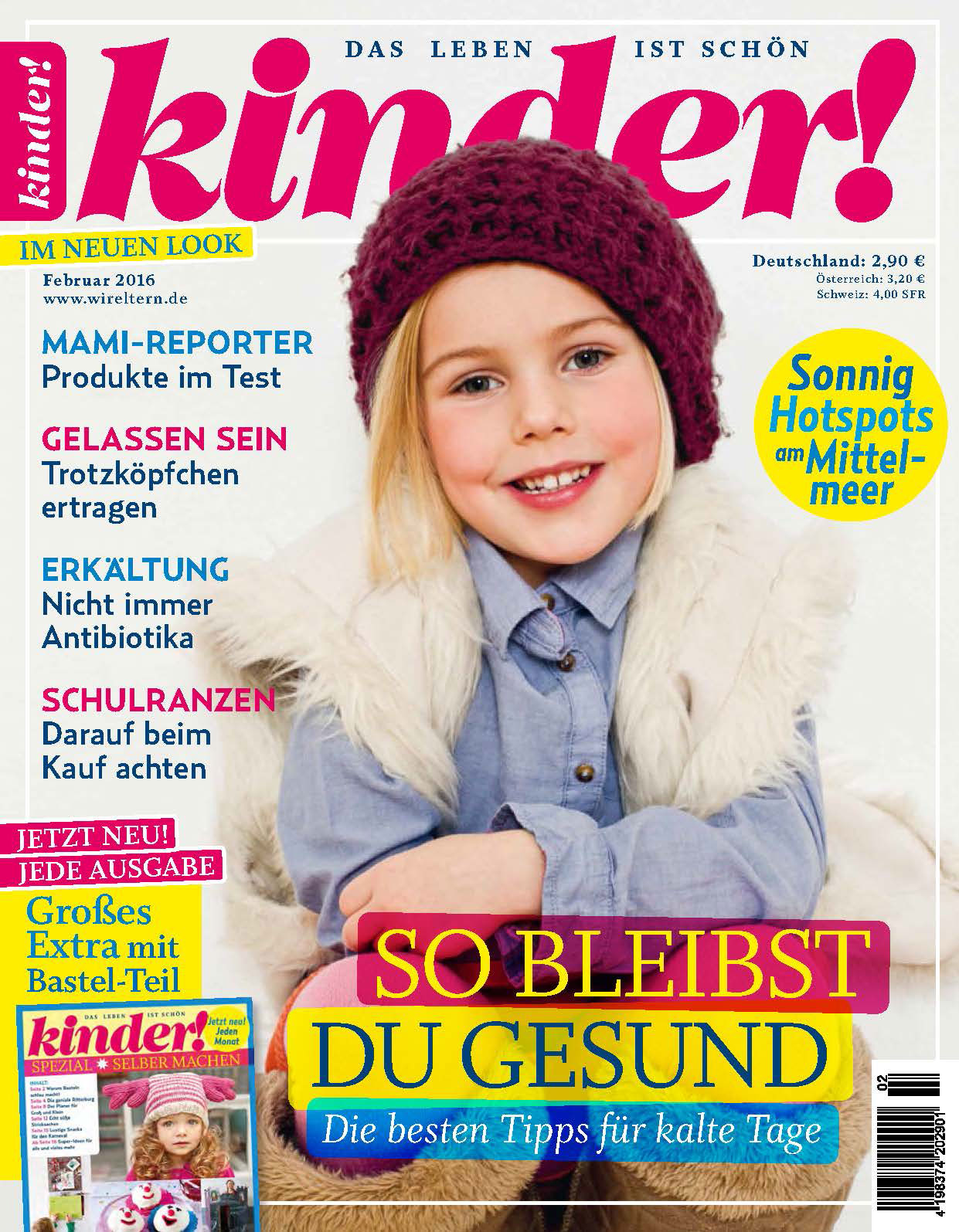 Magazin Kinder